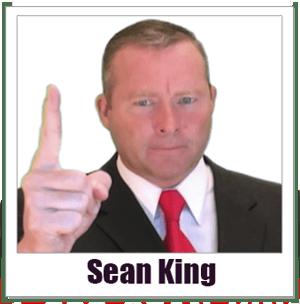 Polaroid Sean King